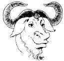 [Image of the Head of a GNU -- GNU's Not Unix!]